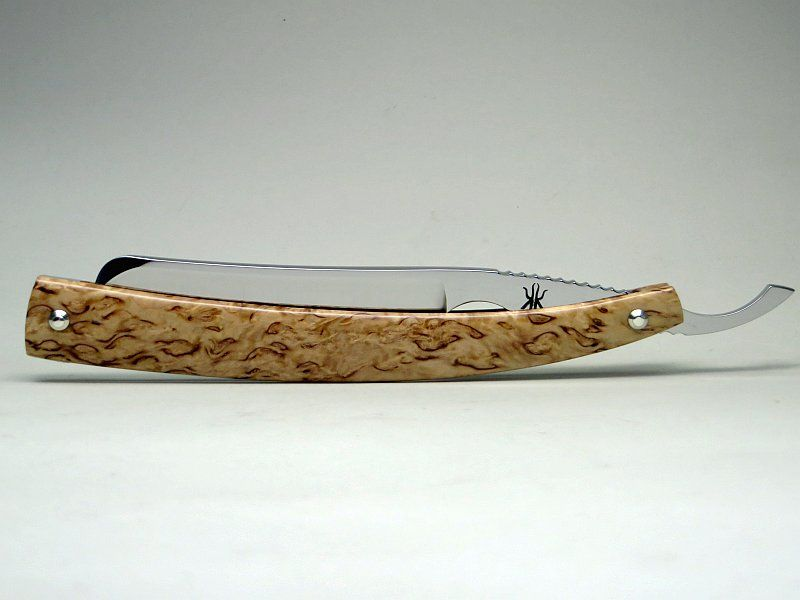 scale material: Birch burl stabilized
